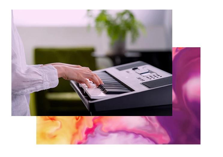Yamaha PSR-EW310 keyboard domowy