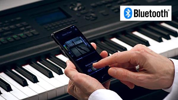 Podłącz bezprzewodowo dźwięk przez Bluetooth