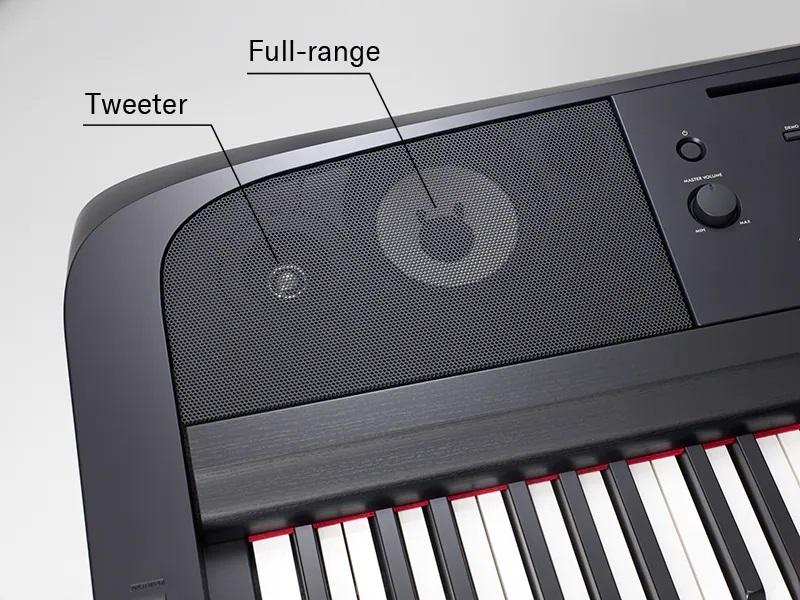 Mocny system głośnikowy