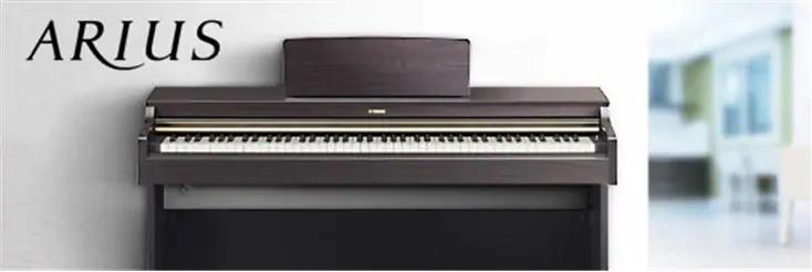 Pianina Cyfrowe Yamaha z serii Arius