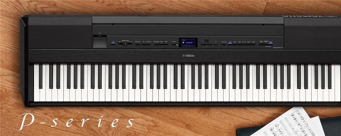 Pianina Cyfrowe Yamaha z serii P