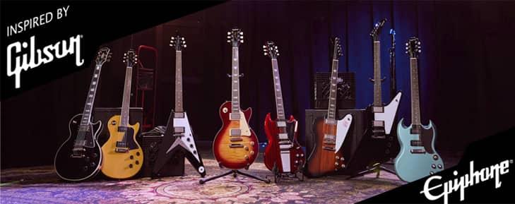 Epiphone - gitary